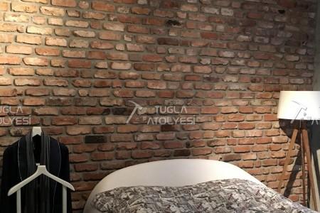 yatak-odasi-eski-tugla-kaplama